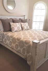 Platform Queen Or King Bed Woodworking Plans Patterns by Best 25 Queen Size Beds Ideas On Pinterest Rug Placement