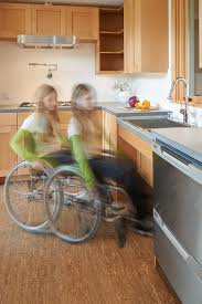 Handicap Accessible Kitchen Cabinets by Wheelchair Accessible Landscape Traditional With Handicapped Access