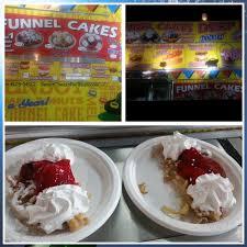 caramel n pecan funnel cake yelp