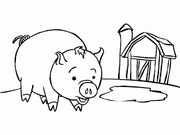 coloring page if you give a pig a pancake coloring home