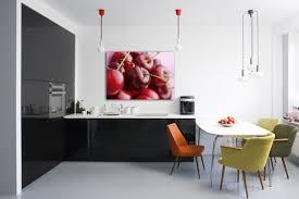 tableau decoration cuisine tableau déco cuisine cerises izoa