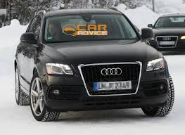 audi q5 facelift release date audi q5 facelift spied photos 1 of 6