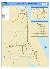 Harbor College Map Map Gallery St Lucie County Fl