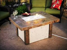 build a propane fire table gas fire pit kit home depot drop in propane lowes diy tank you will
