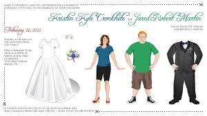 Wedding Save The Dates Wedding Save The Dates Paper Dolls