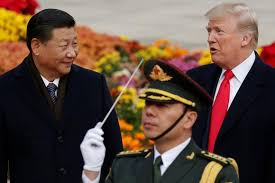 comment trump must not be influenced by xi s lavish welcome