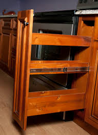 engrossing slide out spice rack also accessories kitchen as wells