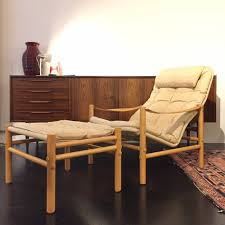Lounge Ottoman Lounge Chair With Ottoman By Bror Boije For Dux 1960s 55536