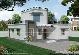small house 1300 sq ft kerala home design and floor plans