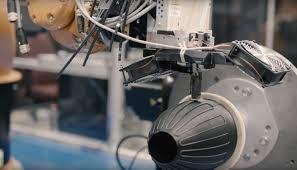 stratasys unveils mega robotic 3d printers to build large parts