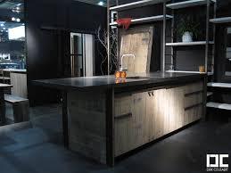 cuisine de loft cuisine loft industriel autres péètres par dirk cousaert