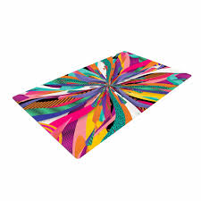 crafty design multicolor rug unique ideas danny ivan pop abstract