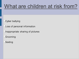 e safety is all about keeping children safe online ppt video
