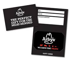 s gift card arby s gift cards