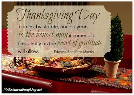 thanksgiving day 2017 inspirational quotes sayings messages