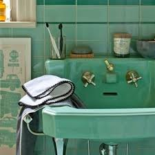 Teal Green Bathroom 138 Best Save The Blue And Green Bathrooms Images On Pinterest