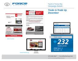toyota web page force marketing toyota of tampa bay