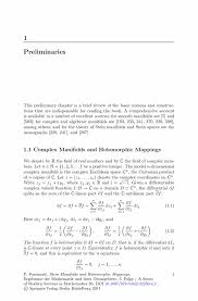 Cover Letter For Bus Driver Stein Manifolds And Holomorphic Mappings Springer