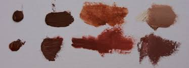 burnt sienna and transparent red oxide archive wetcanvas