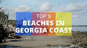 Georgia beaches images Top 9 best beaches in georgia coast jpg