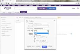 Email Yahoo Tutorial Yahoo Mail Add Additional Email Accounts To Your