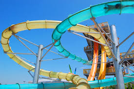 Hurricane Harbor Six Flags Nj Bonzai Pipeline Six Flags St Louis