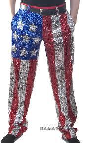 American Flag Jeans Csj560 Men U0027s Usa Flag Entertainers Sequin Dance Trousers 149 99