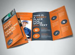 marvellous tri fold business card template ideas brochure print