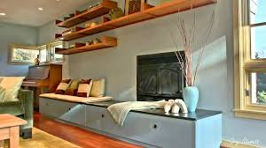 family living room design ideas shelves room ideas and living rooms top 36 great brown wood wall shelves vinyl floor cyan storage with