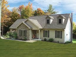 cottage home plan home plans brookside custom homes