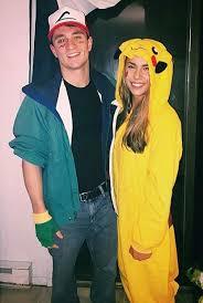 Pikachu Halloween Costume Men 23 Easy Halloween Costumes Couples 2 2 Stayglam