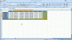 Excel Spreadsheet Tutorials How To Link Cells In Different Excel Spreadsheets Video Dailymotion
