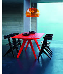 Tom Dixon Dining Table Slab Dining Table Chairs By Tom Dixon Zing Into W Flickr