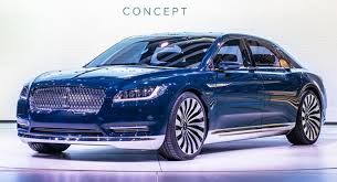 Lincoln Continental Price How Does Lincoln U0027s 2017 Continental Compare To The Original Concept