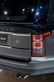 range rover svr engine 2016 range rover svautobiography brings ultimate 4x4 luxury to new