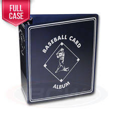 refillable photo albums sports trading card refillable binders ebay