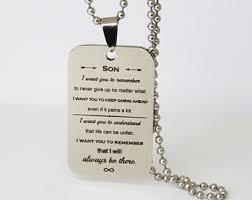 customized necklace customized necklace etsy