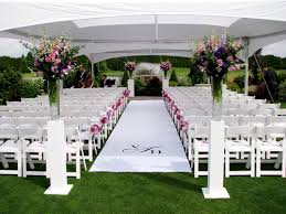 wedding rental party rentals jc events