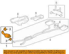 2003 cadillac cts catalytic converter magnaflow car truck catalytic converters for cadillac cts ebay