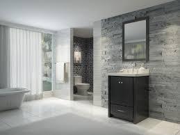 black white and grey bathroom ideas ace adams 25 inch single sink bathroom vanity set in black finish