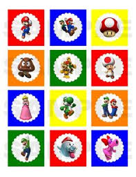 http craftdiaries mario ghost printable mario brothers