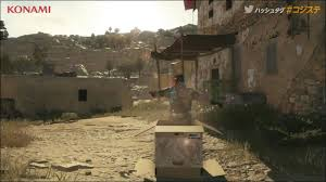 mgs5 africa map the phantom s map size compared to the previous metal