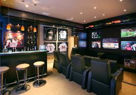 cool for the mancave bathroomman decorating garage cave with sport room 15 cool garage
