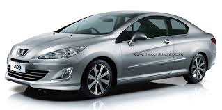 used peugeot 408 peugeot 408 coupe rendering offers a two door take