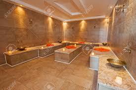 turkish interior design interior design of turkish baths in luxury health spa stock photo