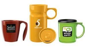 Desk Mug 100 Recycled Plastic Travel And Desk Mugs Usa Made Promotional