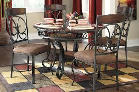 bree dining table u0026 4 side chairs
