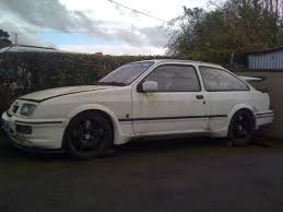 3dr cosworth frozen white carbon roof caged full rebuild an