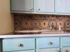 How To Tile A Kitchen Backsplash Video HGTV - Tiling a backsplash