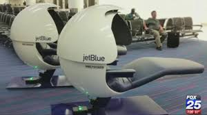 jetblue debuts free napping pods for weary travelers wsb tv